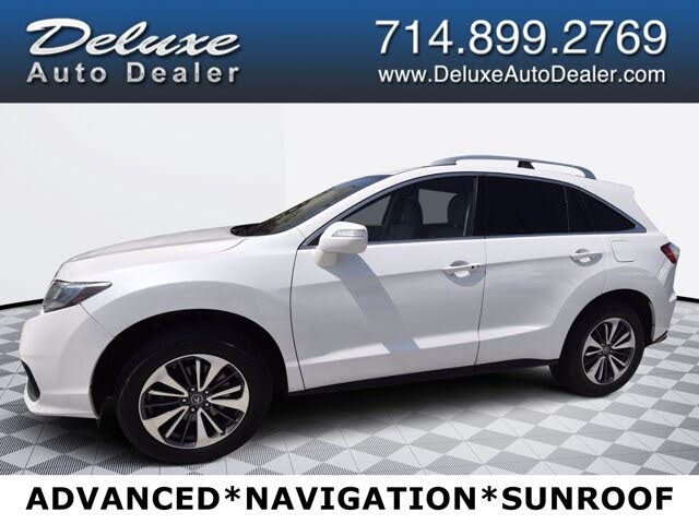 2016 Acura RDX FWD with Advance Package