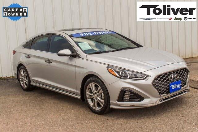 2019 Hyundai Sonata Sport FWD