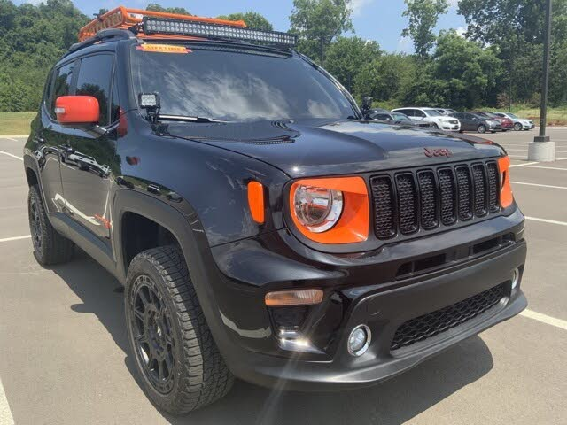 2020 Jeep Renegade Orange Edition 4WD