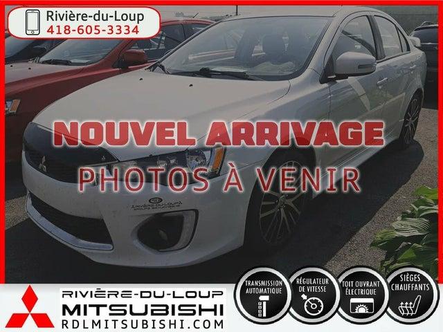 2017 Mitsubishi Lancer GTS