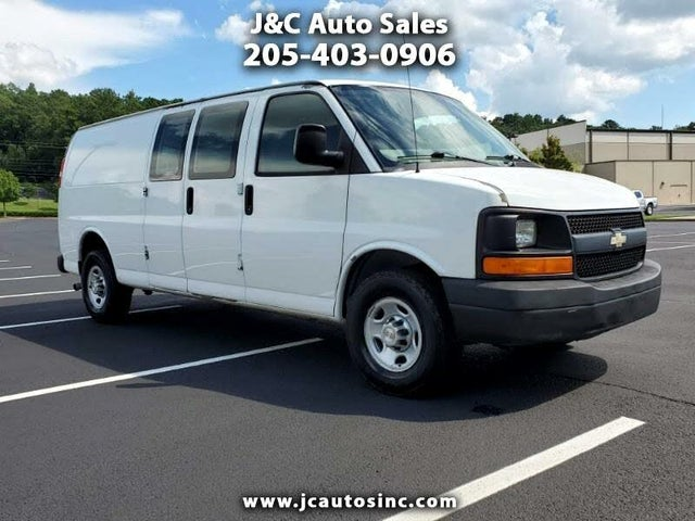 2010 Chevrolet Express Cargo 2500 Extended RWD
