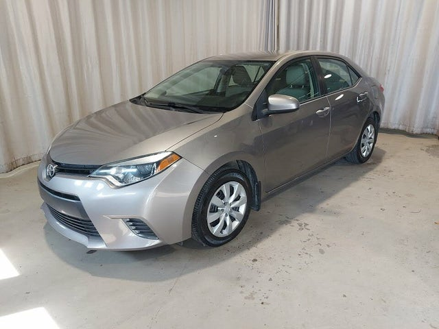 2015 Toyota Corolla LE