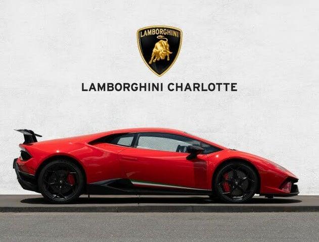 2018 Lamborghini Huracan LP 640-4 Performante Coupe AWD