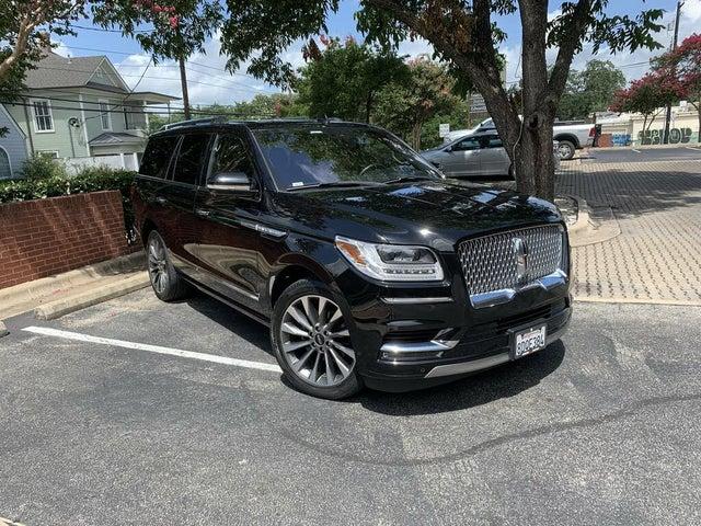2018 Lincoln Navigator Select 4WD