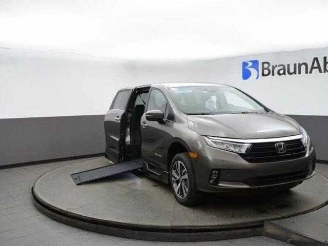 2022 Honda Odyssey Touring FWD