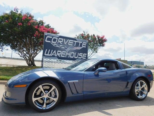 2012 Chevrolet Corvette Z16 Grand Sport 3LT Coupe RWD