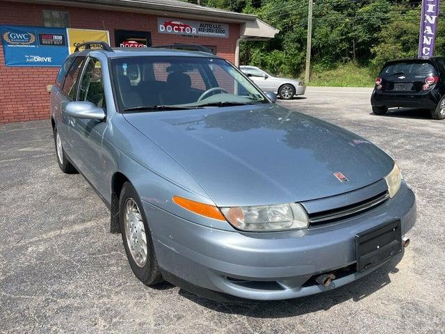 2001 Saturn L-Series 4 Dr LW300 Wagon