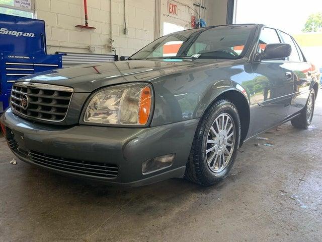 2005 Cadillac DeVille DHS Sedan FWD