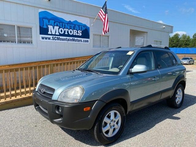2005 Hyundai Tucson GLS 2WD