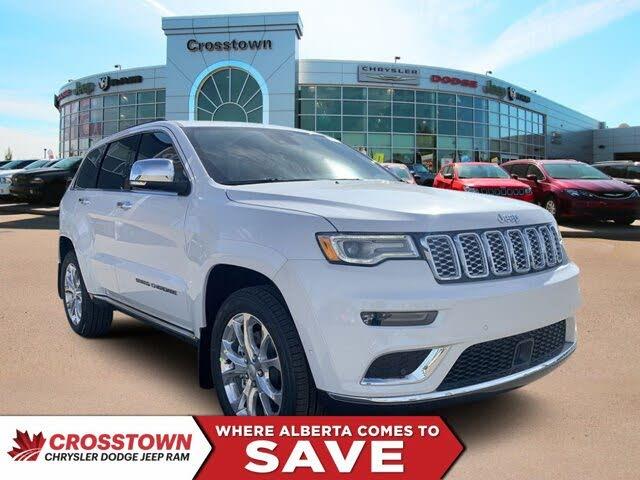 2021 Jeep Grand Cherokee Summit 4WD