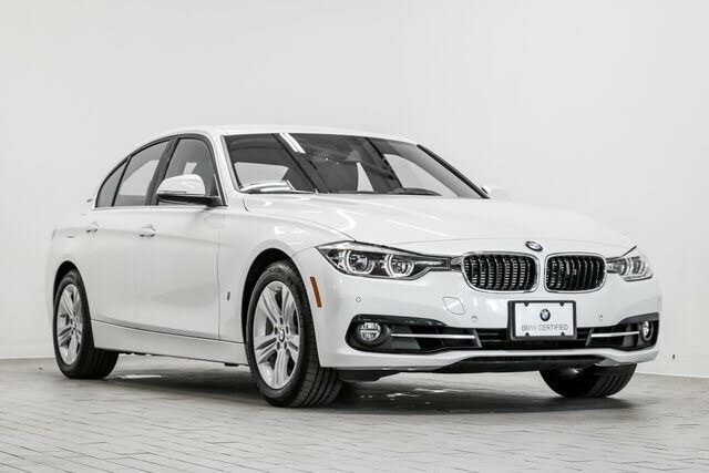 2018 BMW 3 Series 330e iPerformance Sedan RWD