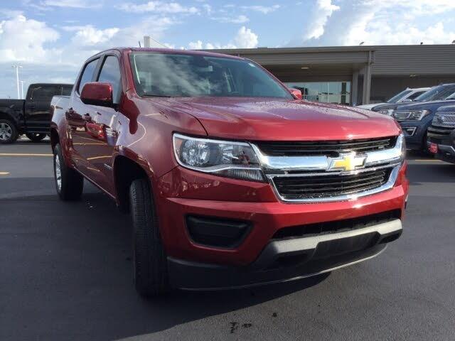 2018 Chevrolet Colorado LT Crew Cab RWD