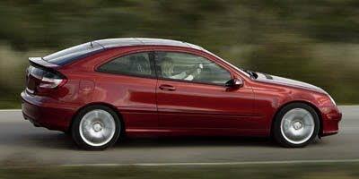 2005 Mercedes-Benz C-Class C 230 Kompressor Supercharged Hatchback