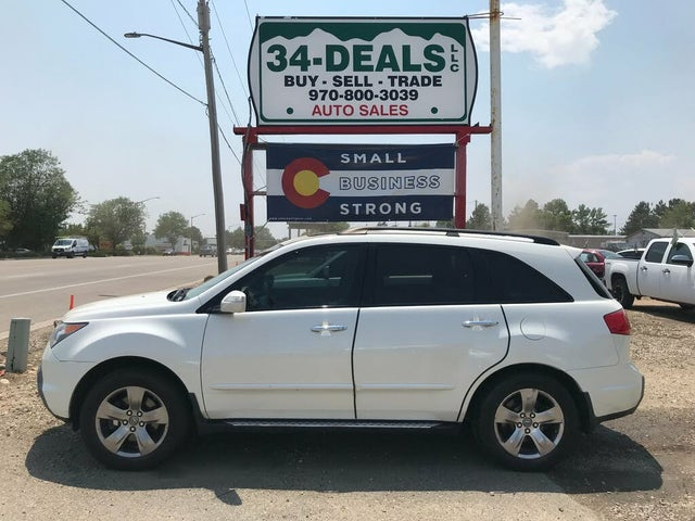 2009 Acura MDX SH-AWD with Sport Package