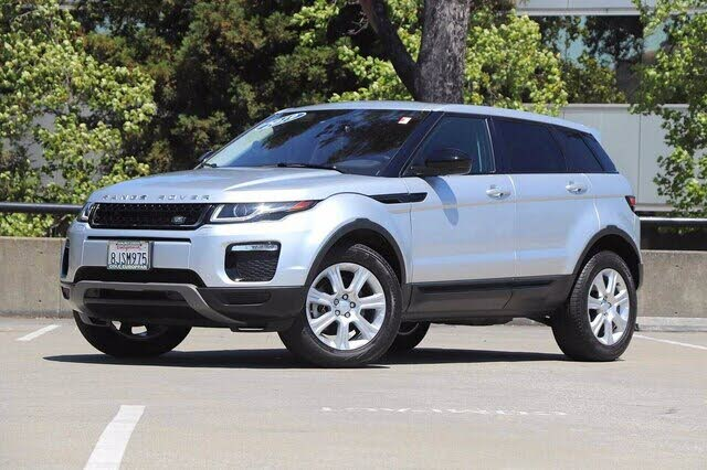 2019 Land Rover Range Rover Evoque SE Premium AWD