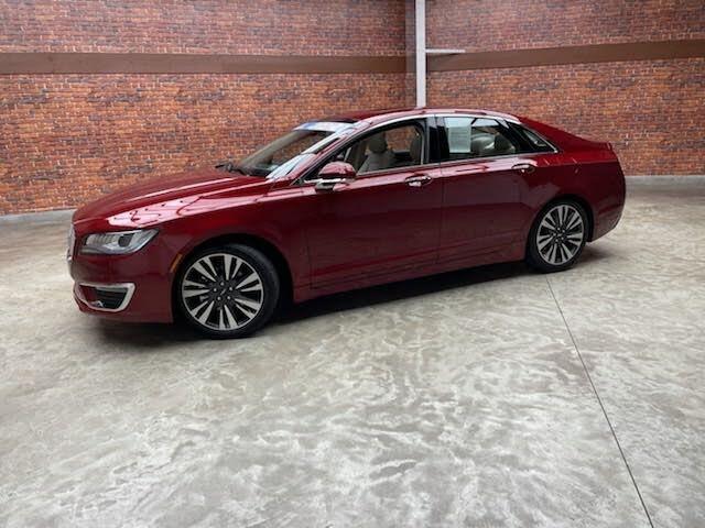 2019 Lincoln MKZ Hybrid Reserve II FWD
