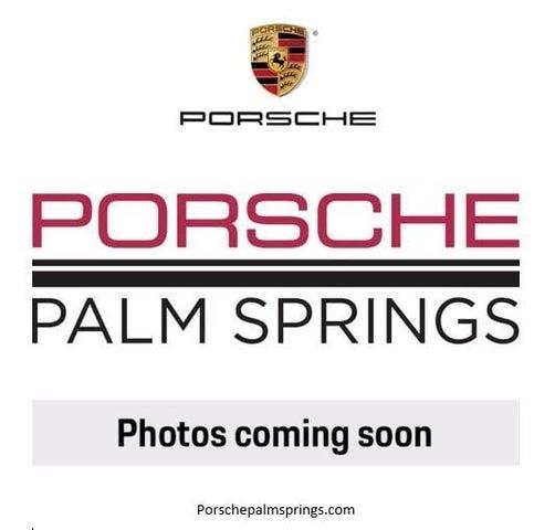 2020 Porsche Macan Turbo AWD
