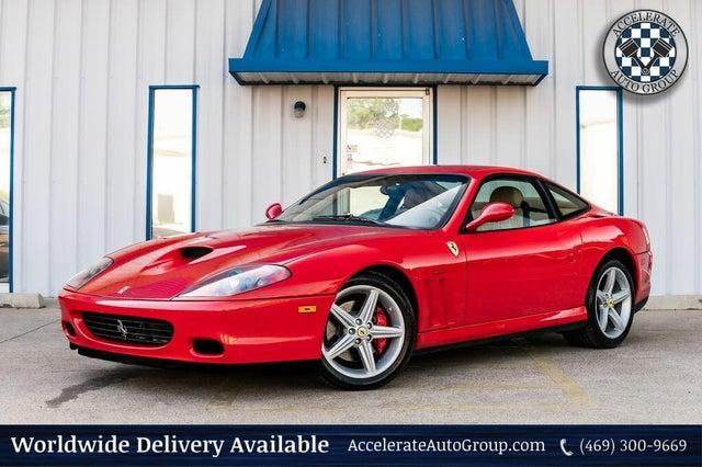 2002 Ferrari 575M Maranello RWD