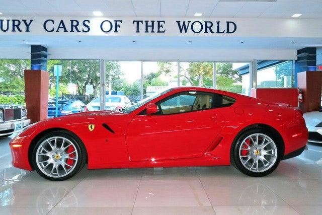 2011 Ferrari 599 GTB Fiorano RWD