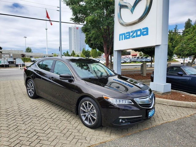2017 Acura TLX SH-AWD with Elite Package