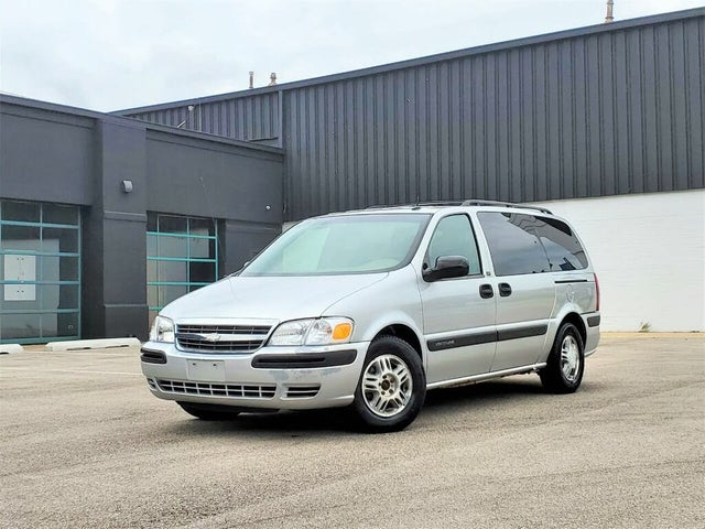 2002 Chevrolet Venture LT Extended