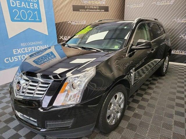 2016 Cadillac SRX Luxury FWD
