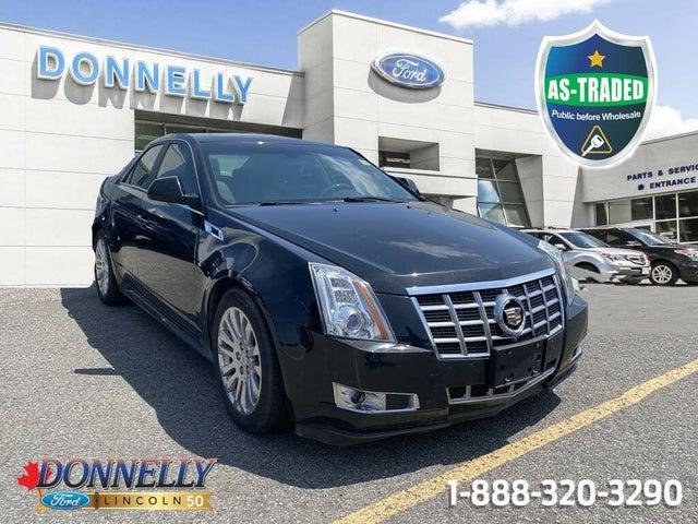 2013 Cadillac CTS 3.6L Premium AWD