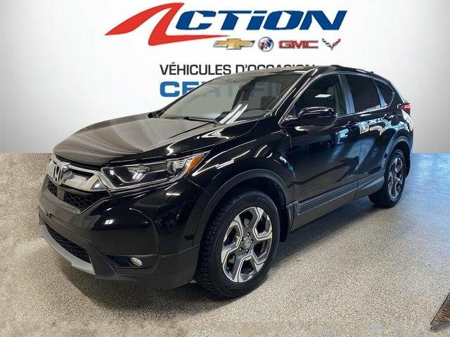 2018 Honda CR-V EX-L AWD with Navigation