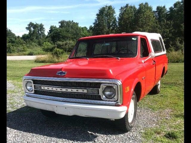 1969 Chevrolet C/K 10