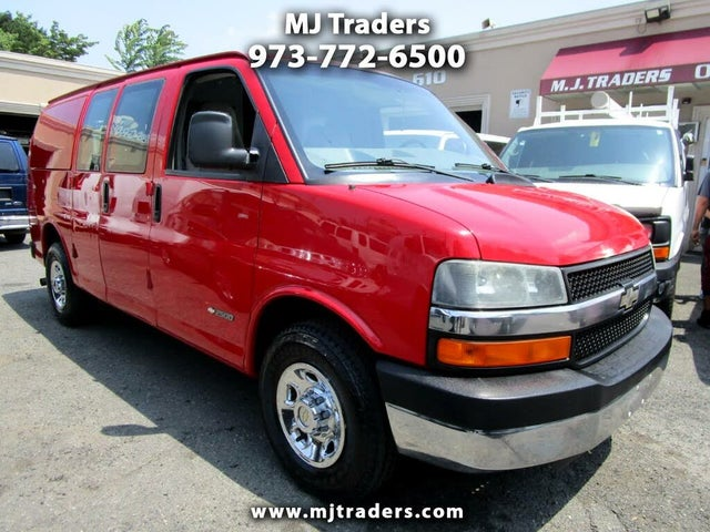 2006 Chevrolet Express Cargo 2500 RWD