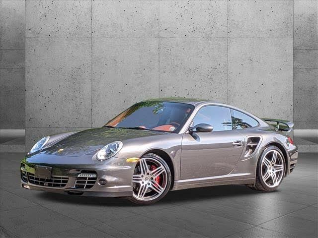 2008 Porsche 911 Turbo AWD