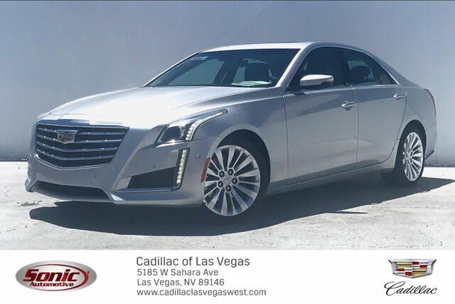 2018 Cadillac CTS 3.6L Premium Luxury RWD