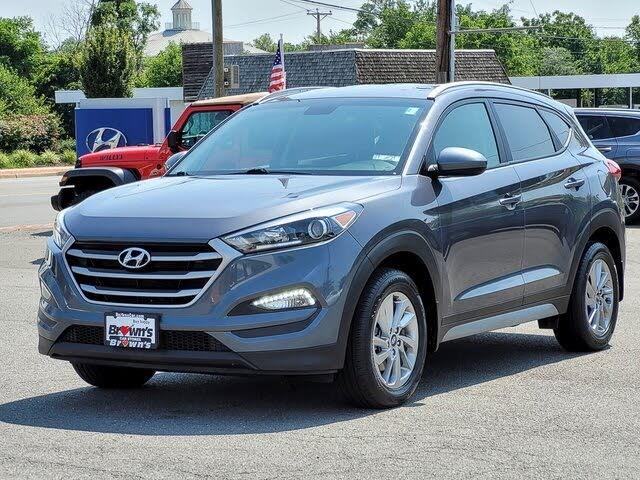 2018 Hyundai Tucson 2.0L SEL AWD