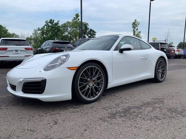 2017 Porsche 911 Carrera Coupe RWD