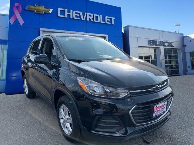 2019 Chevrolet Trax LS AWD