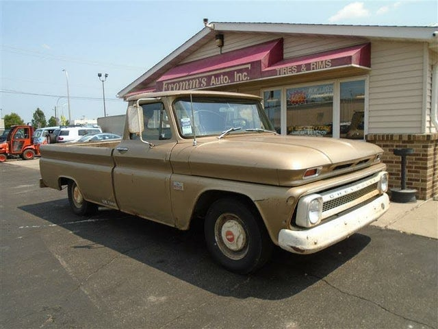 1966 Chevrolet C/K 10 RWD