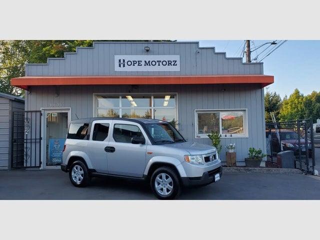 2010 Honda Element EX AWD