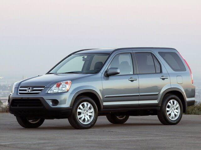 2005 Honda CR-V EX AWD
