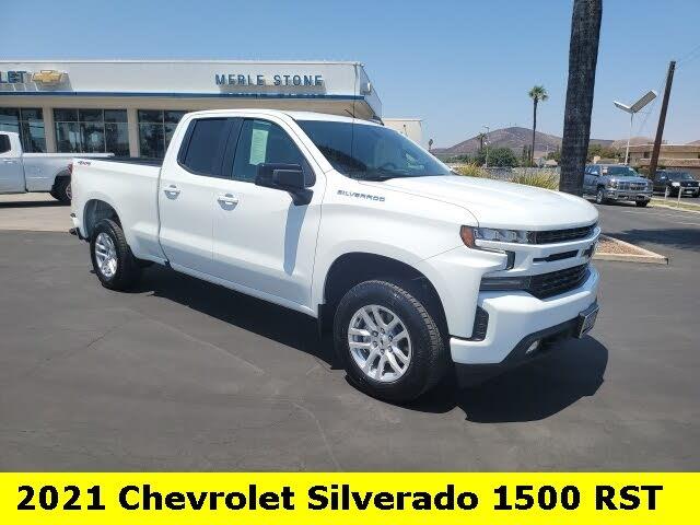 2021 Chevrolet Silverado 1500 RST Double Cab 4WD