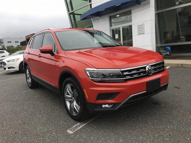 2019 Volkswagen Tiguan SEL Premium 4Motion AWD