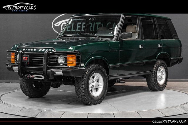 1995 Land Rover Range Rover County Classic 4WD