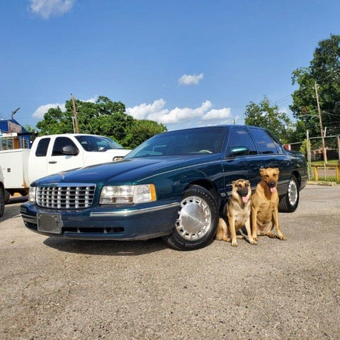 1999 Cadillac DeVille Sedan FWD