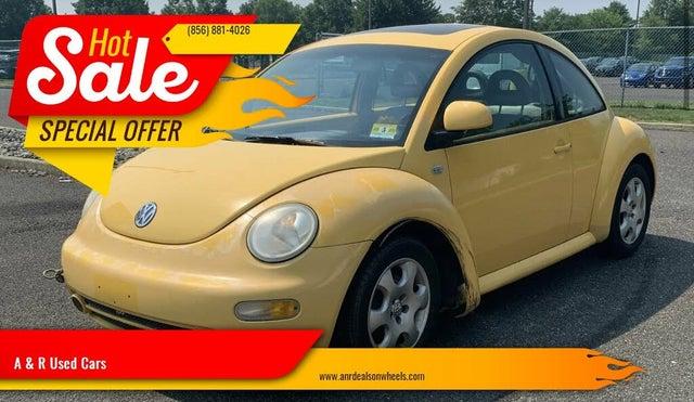 2000 Volkswagen Beetle GLS 1.8T