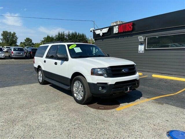 2015 Ford Expedition EL XL 4WD