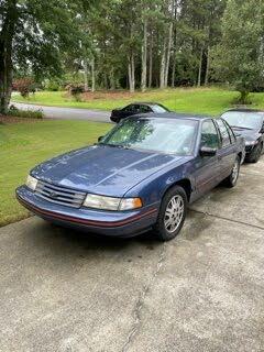 1993 Chevrolet Lumina Euro Sedan FWD