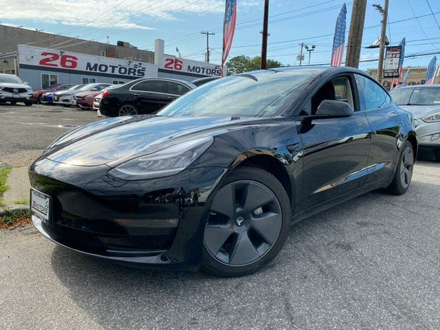 2021 Tesla Model 3 Long Range AWD