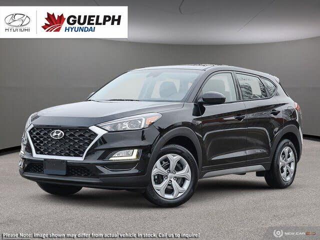 2020 Hyundai Tucson Essential FWD