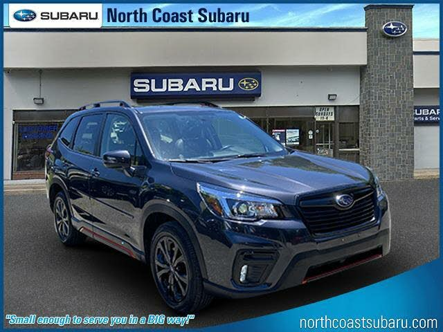 2019 Subaru Forester 2.5i Sport AWD