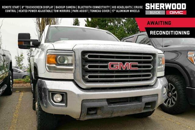 2018 GMC Sierra 2500HD SLE Crew Cab SB 4WD