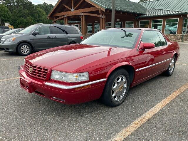 1999 Cadillac Eldorado Touring Coupe FWD